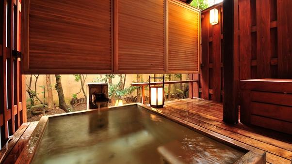 桧の温泉露天付特別室