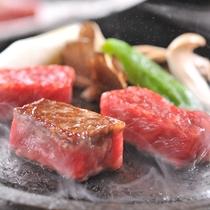 ★和泉荘名物「牛の温石焼」★