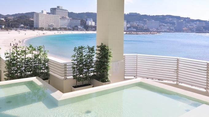 【夏休みプラン】白砂ビーチへ直通徒歩30秒!海と温泉のリゾート満喫/彩り会席