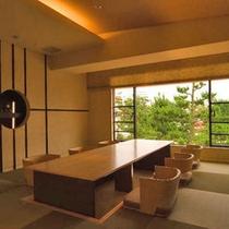 【個室 浜木綿】プライベートな空間でごゆっくりお召し上がり頂けます。