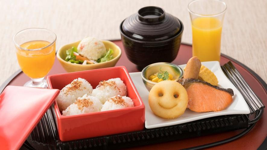 【お子様料理】朝食イメージ