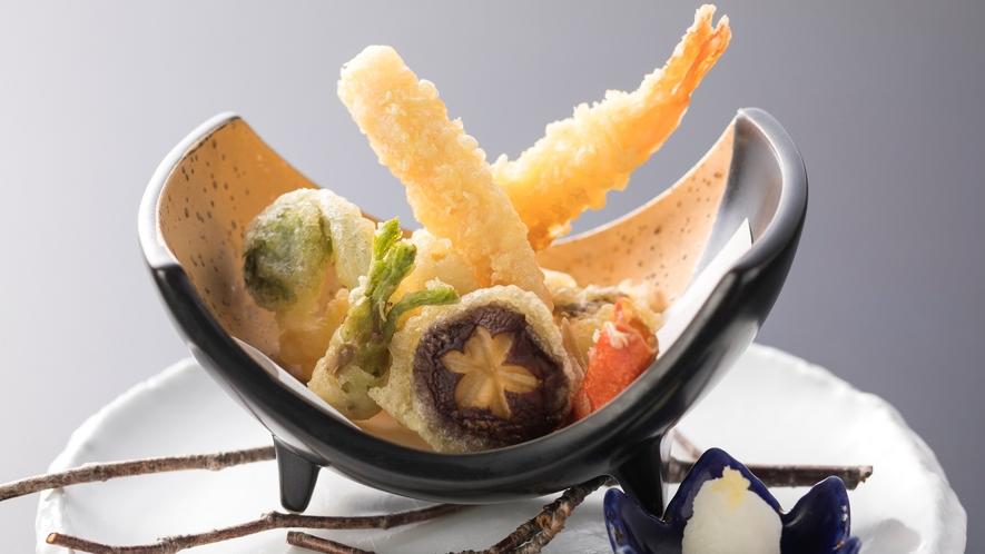 【別注料理一例】天ぷら盛り合わせ