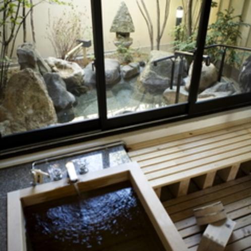 萬葉 101号室[福禄寿] 坪庭付き露天風呂