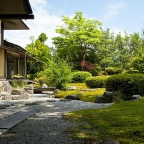 初夏の庭  2012.06撮影