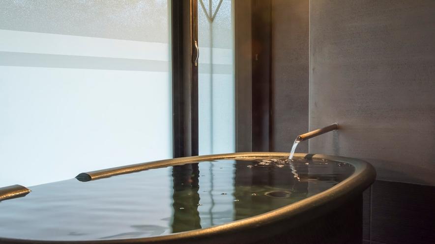 『萩-はぎ-』客室のお風呂