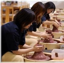 体験陶芸イメージ