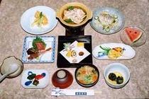 夕食膳(懐石風)