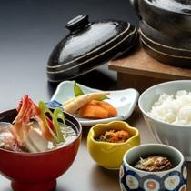 【2019年秋】章月スタイリッシュ~「ふっくりんこ」釜炊きごはん、金目鯛のあら汁