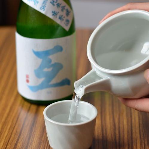 地酒純米酒イメージ(互夏酒)