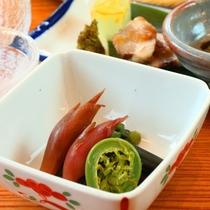 ■お料理一例