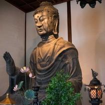 【仏像】飛鳥 大仏 仏像