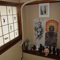 仏像ファンのための仏像をテーマにしたコンセプトルーム♪1部屋限定です!