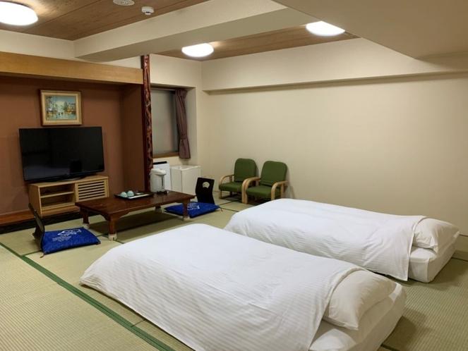 和室(禁煙)~10名まで宿泊可能~
