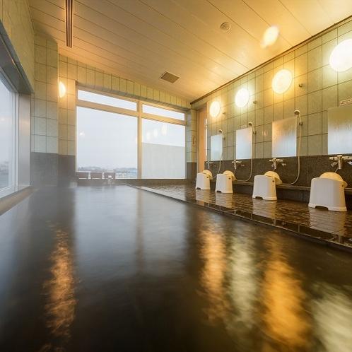 5階天然温泉大浴場「憩いの湯」