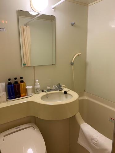 全客室バスルーム完備