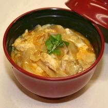【選べる夕食付きプラン】比内地鶏の親子丼