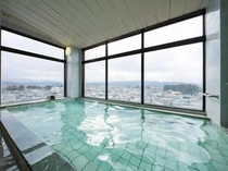 8階天然温泉展望大浴場(男性風呂)