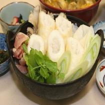 【選べるご夕食】本場大館きりたんぽ鍋
