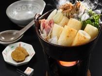 きりたんぽ鍋(単品)1人前 1,600円