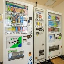8Fリラックスルーム内自動販売機