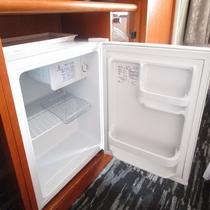 客室冷蔵庫(ご利用時は電源をONにしてください)