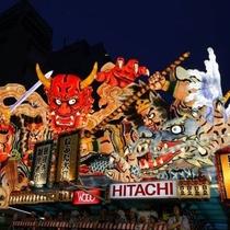 【東北夏の3大祭り】青森ねぶた祭