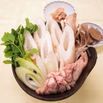 【選べる夕食付きプラン】本場大館きりたんぽ鍋