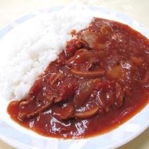 新朝食★完熟トマトのポークハヤシ