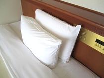 客室枕(2種類設置)