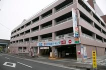 名鉄協商パーキング ☆ホテル北側にございます☆「小牧駅西」交差点を北へ入る!