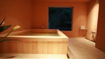大人気 4種の貸切風呂「椿」のひとつ「花」