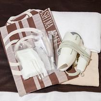 *<客室アメニティ>ドライヤー、タオル、浴衣、歯ブラシ等取り揃えています。