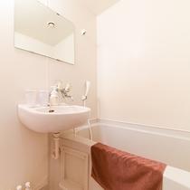 *<和室A>客室用バスルーム