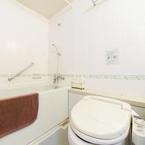 *<オーシャンフロント>客室用バスルーム