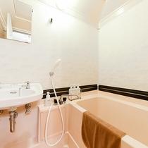 *<和洋室>客室用バスルーム