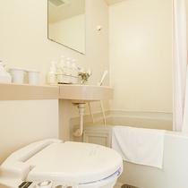 *<ツイン>客室用バスルーム