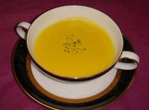 冬のスープ かぼちゃ