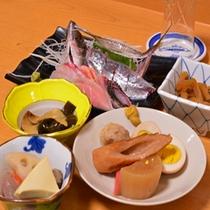 ご夕食一例[居酒屋さぶちゃん]