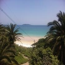 香珠子海水浴場
