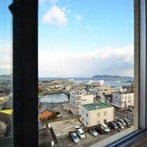 お部屋からの眺め[海側客室]