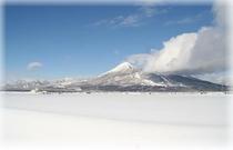 磐梯山【冬】Ⅰ