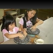 ■ 陶芸体験(ファミリーで)