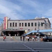 道案内☆上野駅広小路口