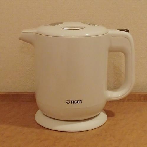 ☆ケトル(電気湯沸かし器)全室完備☆