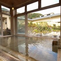 森の湯 檜風呂