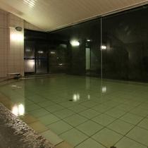 ■お風呂夜景(内湯)