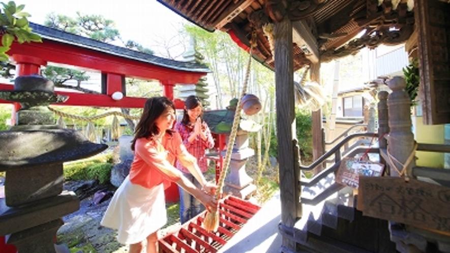 舌切雀神社