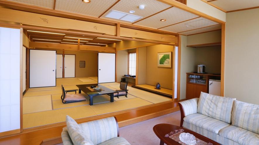 最上階10階-ラクザン(楽山)-露天風呂付き特別室