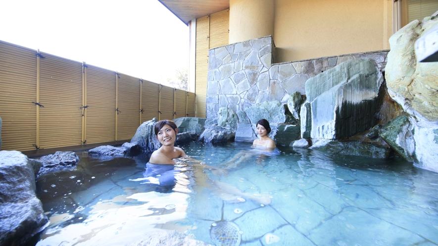 2階【楽山の湯】露天風呂