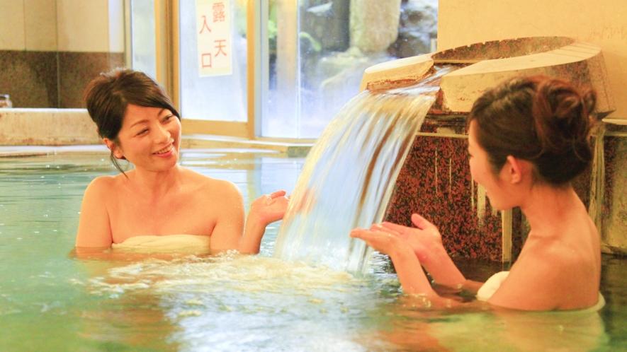 1階【楽水の湯】内風呂
